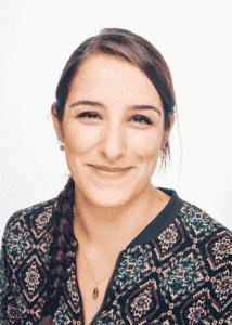 Yasmin Goudarzi Gründerin von Orient Kontor