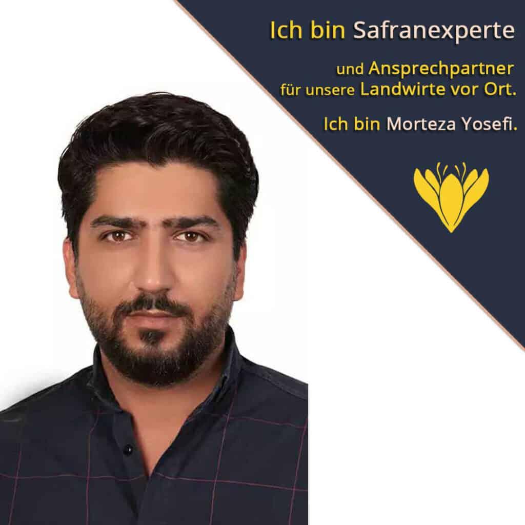 Experte für Safran